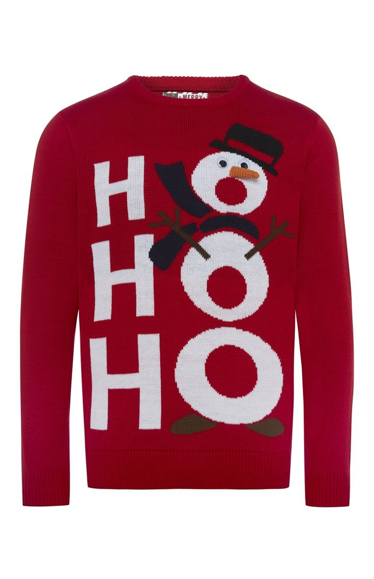 Musical Ho Ho Ho Christmas Jumper