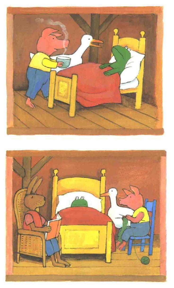 * Praatplaten: Kikker in de kou! 8-9