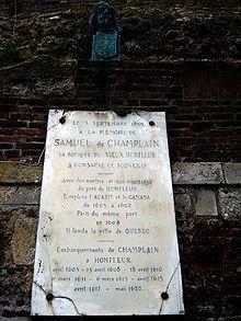 Samuel de Champlain - Wikipedia