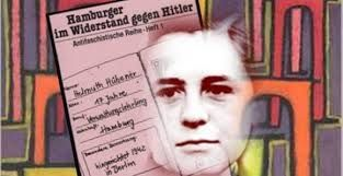 Helmuth  Hübener, was one of the youngest opponents of the Third Reich to be sentenced to death by the Volksgerichtshof and executed.