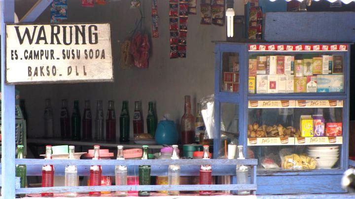 Warung it's Cafe