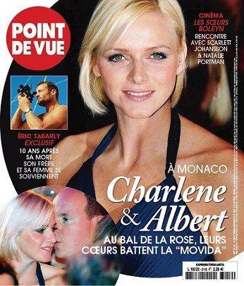 Charlene de monaco (couvertures de magazine) - Photo 80 : Album photo - m.teemix.aufeminin.com : Album photo - m.teemix.aufeminin.com -
