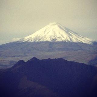 Volcanes de Ecuador