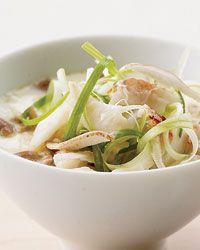 Chawan Mushi (Steamed Japanese Custard with Mushrooms and Crab) // More Fast Asian Dishes: http://www.foodandwine.com/slideshows/fast-asian #foodandwine