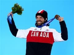 CHARLES HAMELIN Age: 29. Charles has competed in the 2006, 2010, and 2014 Winter Olympics.  He has also competed many times in the World Championships. In Torino 2006, Hamelin was the youngest member of Canada's men's short track team competing at the Olympics, where he finished fourth in his only individual event, the 1500m. As a member of the 5000m Relay Team, he won his first career Olympic medal, a silver. Other highlights are available through this link.