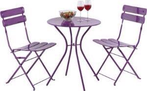 Purple bestro table