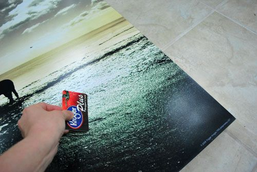 diy photo transfer to canvas