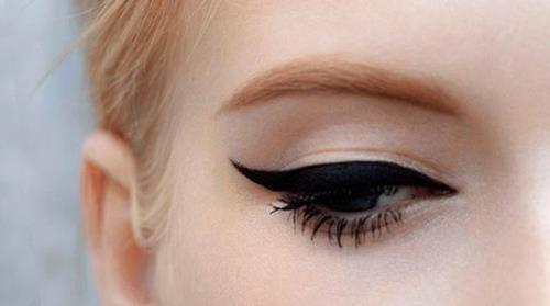 perfect eye line