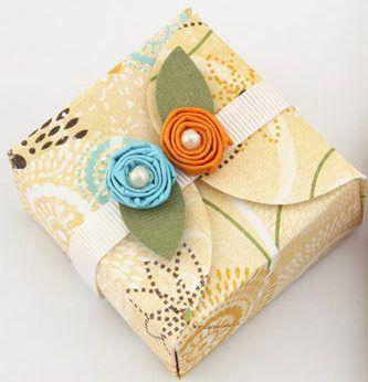 Como hacer cajas de regalo   Solountip.com