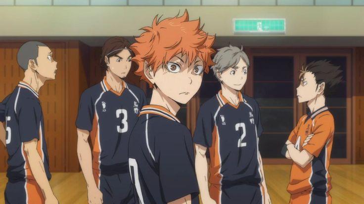 Haikyu!! Third Season Karasuno High vs Shiratorizawa Academy  http://www.animelap.com/2016/09/haikyuu-season-3-release-date-pv-trailer-visual.html