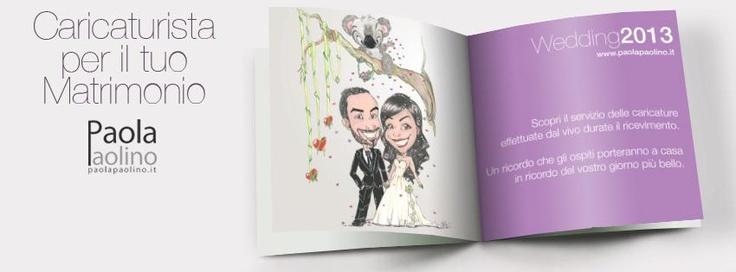Scopri il nuovo servizio delle caricature effettuate durante il ricevimento.     Un ricordo che gli ospiti porteranno a casa in ricordo del vostro giorno più bello.    Scopri di più su: http://www.paolapaolino.it/caricaturista-per-matrimoni-ed-eventi/ #caricature #caricatura #caricaturista #ritrattista #illustrazione #arte