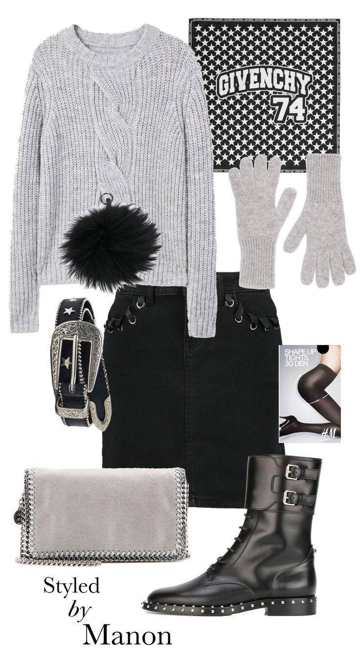 How to wear scarf, accessorize in winter - Outfit Styled by Manon #whattowear