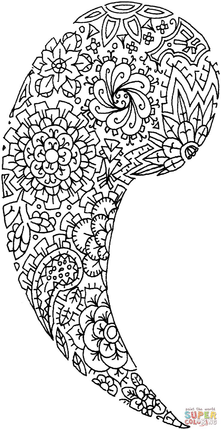 9 best printables images on pinterest  paisley