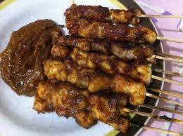 Sateee #Indonesianfood