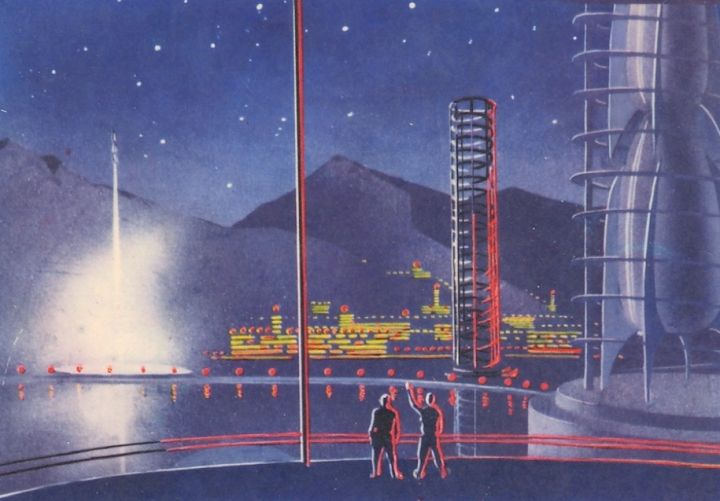 vision of soviet drawers