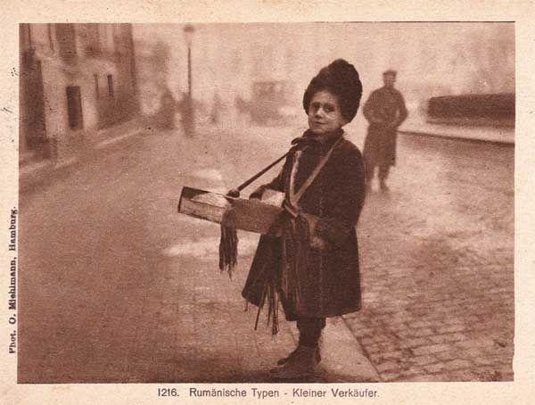 Romania, beginning of the 20th Century, via webcultura.ro