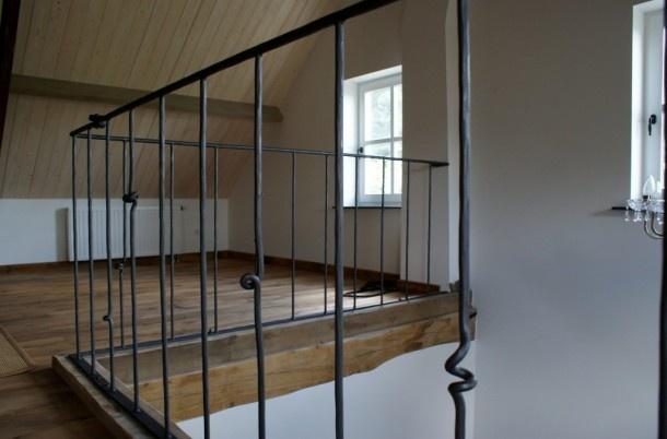 Meer dan 1000 idee n over smeedijzeren trappen op pinterest smeedijzeren leuningen en trappen - Leuning smeedijzeren trap ...