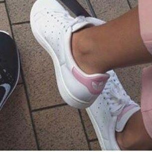 #pink #adidas_stan_smith
