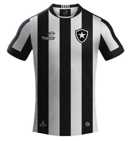 BOTAFOGO TOPPER 2016/2017 | LK Camisas