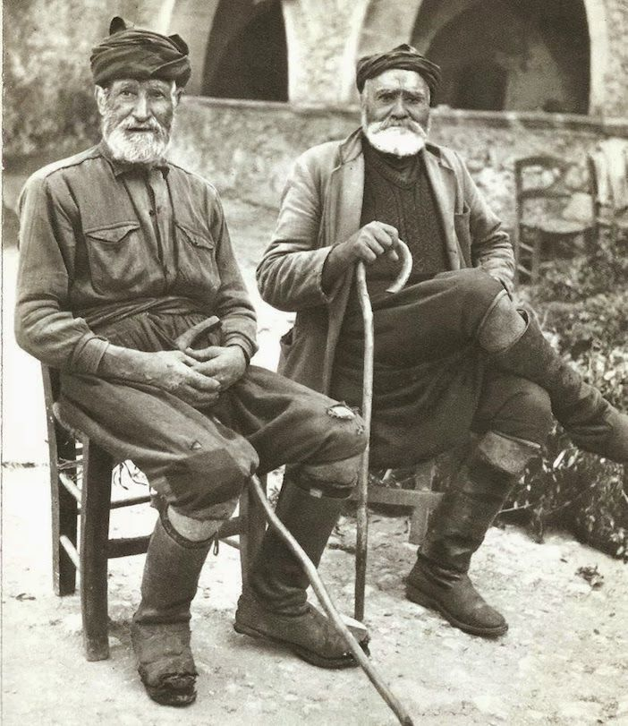 1950-Men of Crete