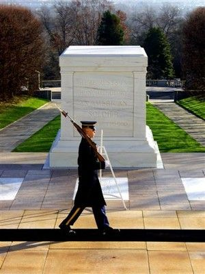 Arlington National Cemetery. A place where no words can truly express the range of emotions felt when standing among those who gave their lives for our freedoms.