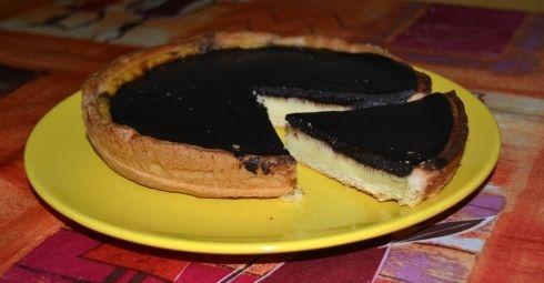 Torta di semolino al cioccolato - 055Firenze