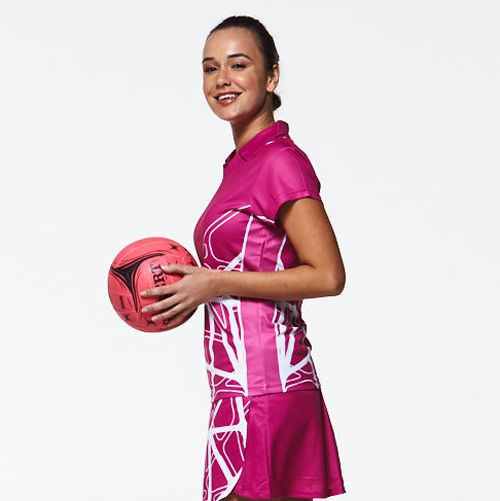 Custom Made Netball Uniform