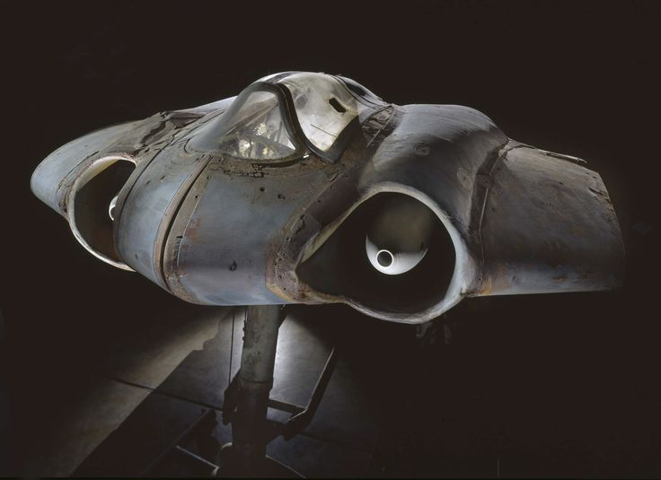 At the close of World War II, Nazi scientists led by the pioneering Horten brothers, Walter and Reimar Horten, designed, built, and tested the Horten Ho IX / Horten Ho 229 Jet-Powered Flying Wing.