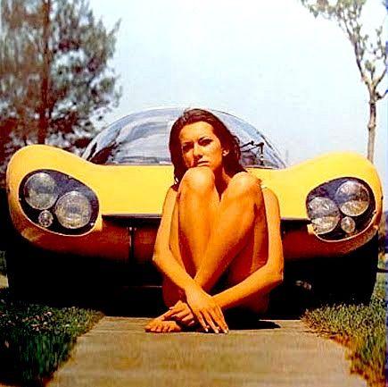 Ford Muscle Cars >> Ferrari Dino 206 Competizione, 1967, by Pininfarina ...