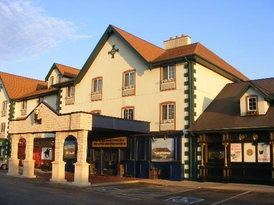 Irish Cottage Boutique Hotel #Galena IL - girls weekend ...