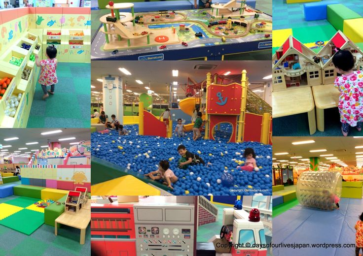 Kidzoona is an amazing fantasy indoor play centre for children, located in Omiya in Saitama City.