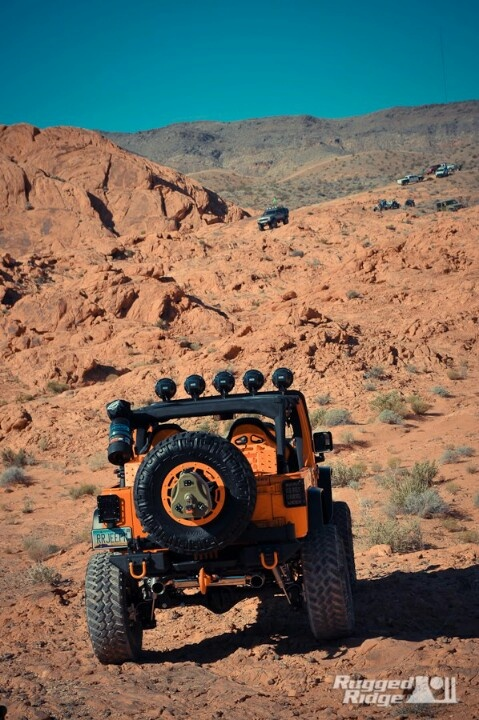 The road less traveled #Jeep