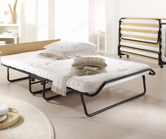 Jay Be Royal Folding Guest Bed With Pocket Sprung Mattress