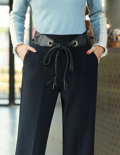 StyleOnme_No. 35092 #belt #unique #leather