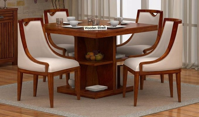 43+ Timber dining room table and chairs Inspiration