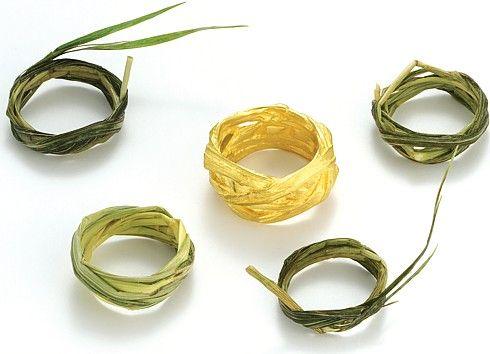 Individuelle Trauringe, Design: Eppi Nölke 750/- Gold