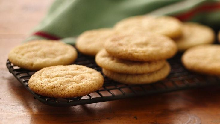Santa put in a cookie request, and apparently he loves snickerdoodles! Give him a delicious surprise and who knows, maybe he'll leave an extra present, or two.