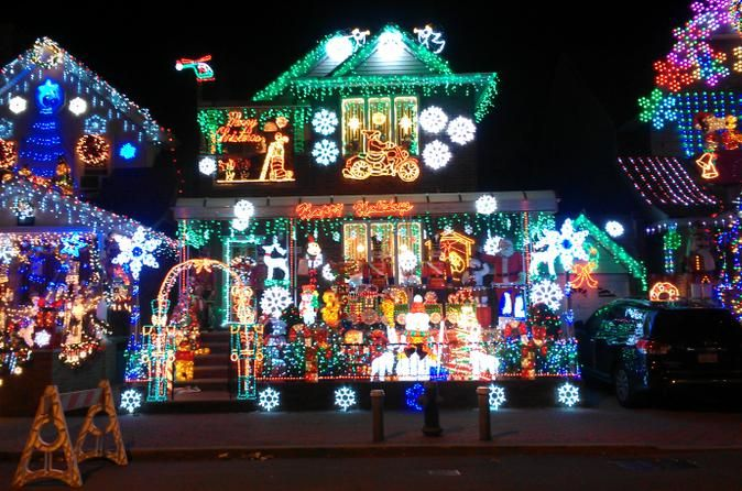 Christmas Lights Tour in Dyker Heights Brooklyn   NYC   Pinterest ...