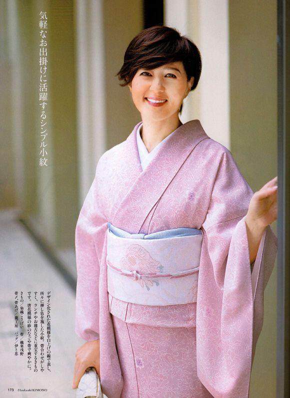 ec24b442f61aee 画像 : 50代着物コーディネート!モテモテ着物美人の着物選び - NAVER ...