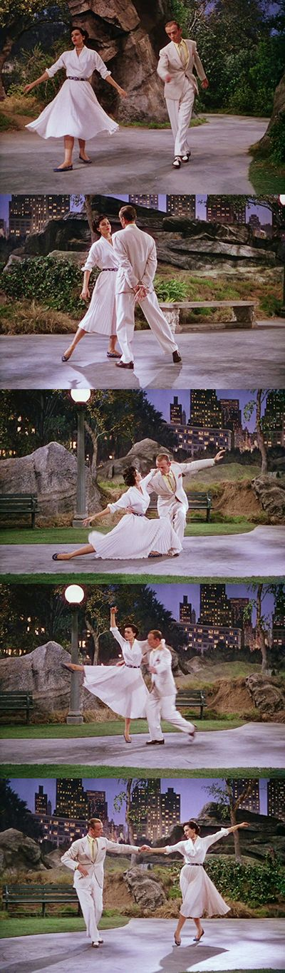 "'The Bandwagon' is an exhilarating MGM musical comedy made in 1953, directed by Vincente Minnelli and starring Fred Astaire, Cyd Charisse, Oscar Levant, Nanette Fabray and Jack Buchanan. It is an uplifting ""feel good"" movie and in sheer quality has been likened to the classic musical 'Singing In The Rain' made a year earlier. La La Land...anyone???"