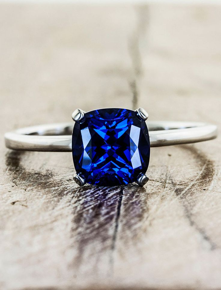 25 Best Ideas About Sapphire Engagement Rings On Pinterest