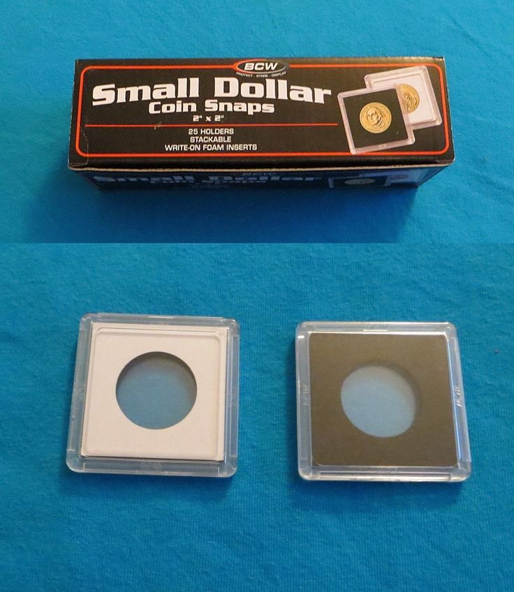 25 SUSAN B ANTHONY DOLLAR HOLDERS 2x2 COIN SNAPS NEW