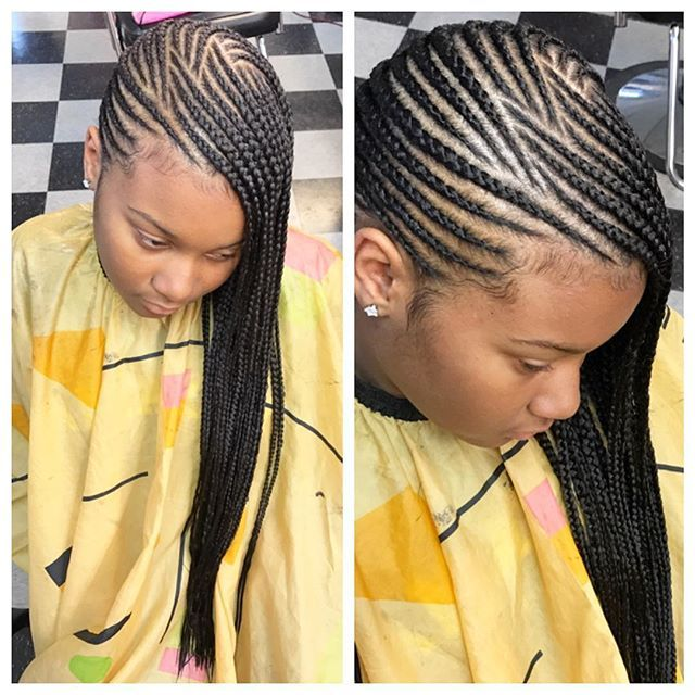 Black Cornrows Hairstyles 2018 - Photos Style and ...
