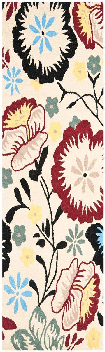 1950s tablecloth garden runner (safavieh)