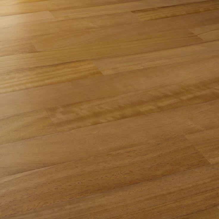 #Parquet Iroko, Dream 90 collection. #wood #floor #kitchen #Iroko #interior