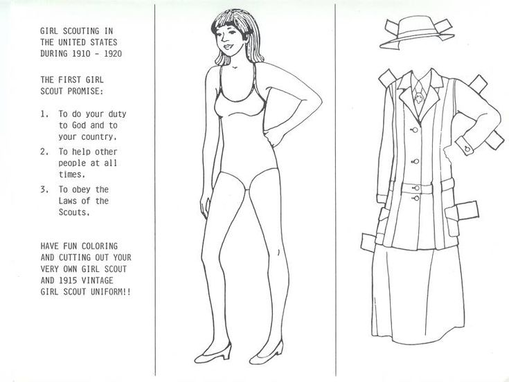 Best Paper Dolls Images On   Dolls Clothing Apparel