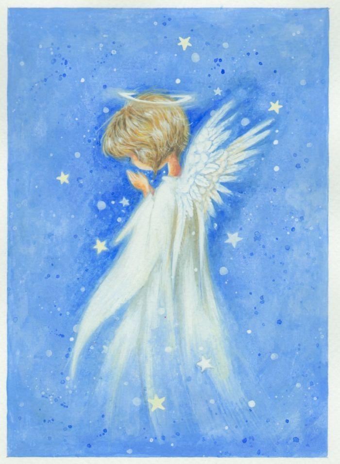 Annabel Spenceley - Starry Sky Angel