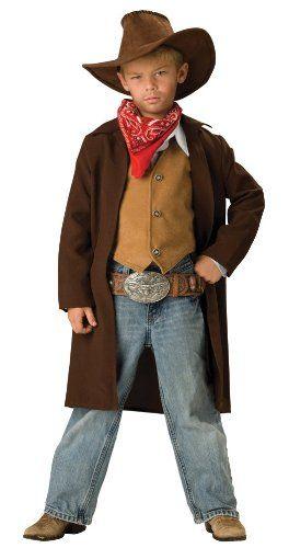 Kids western costume