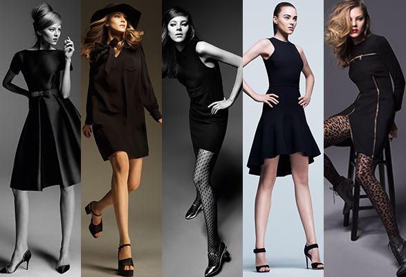 C&A  Revista Elle: um pretinho básico de cada década para escolher!