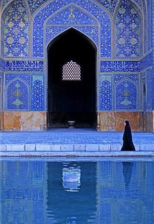 Mosque Blue - Imam Mosque, Isfahan, Iran